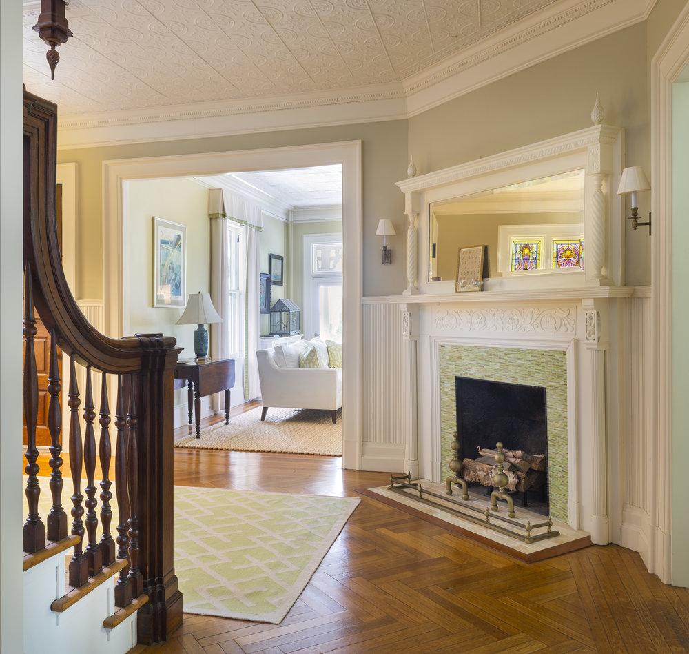 Newport Traditional Interior