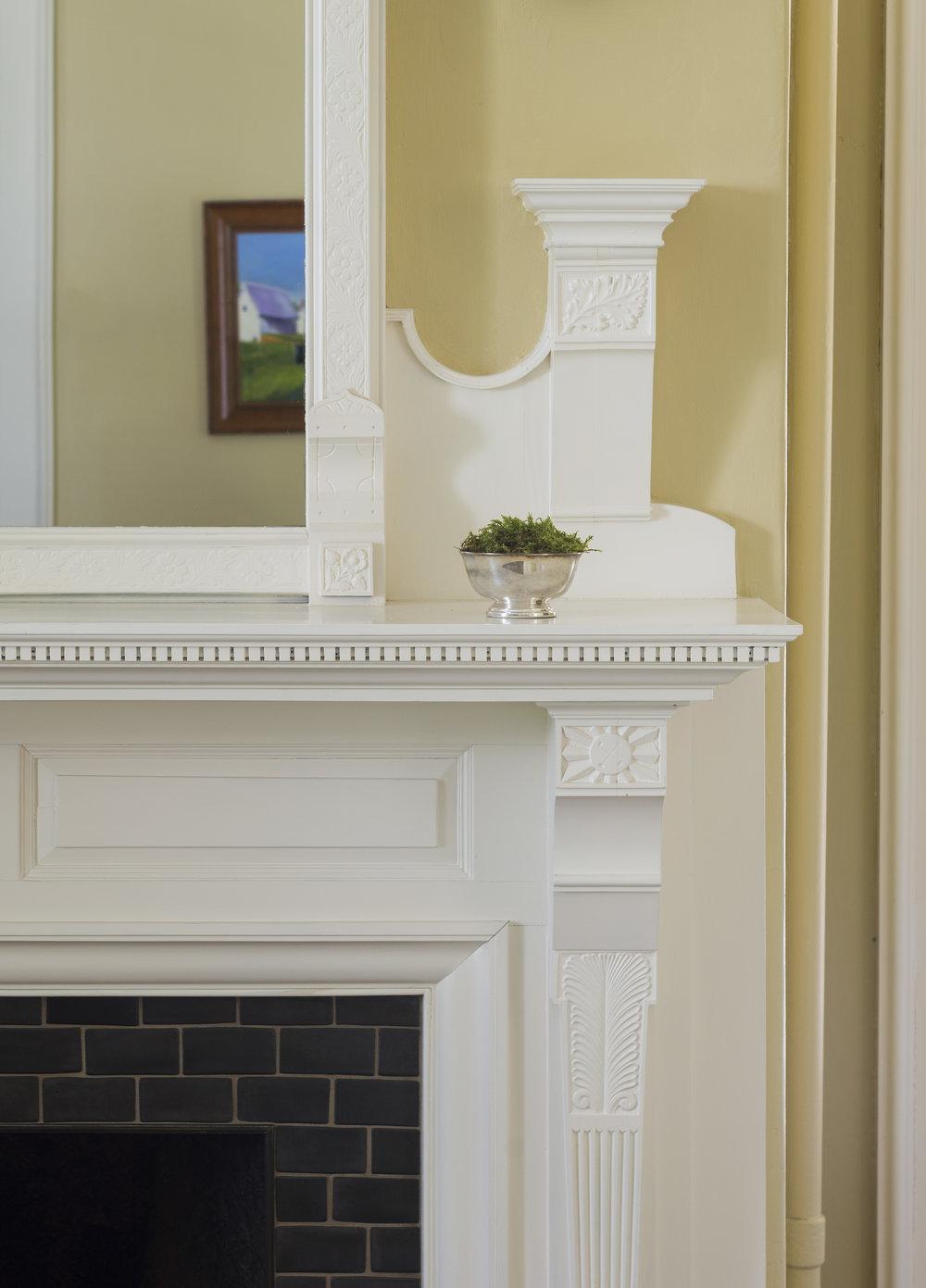 Newport Traditional Interior Detail