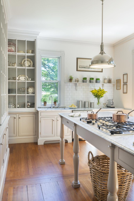 Newport Traditional Kitchen