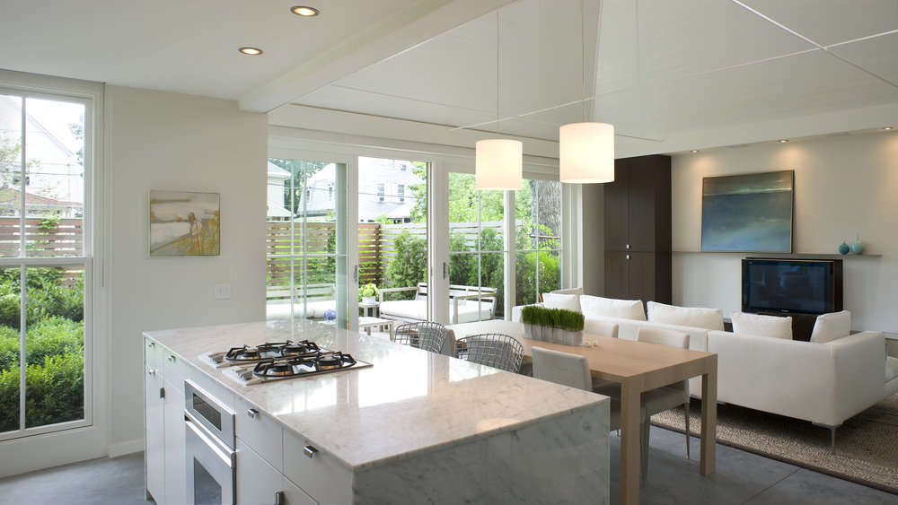 Providence Modern Kitchen