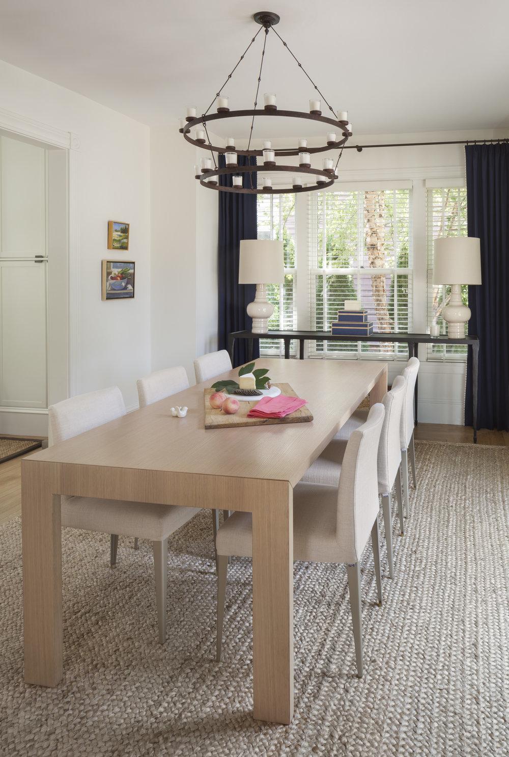 Eastside Transitional Dining Room