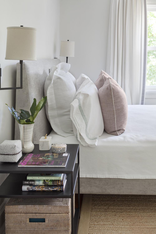 Eastside Transitional Bedroom