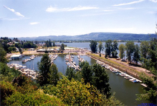 Port of Wahkiakum County No. 1