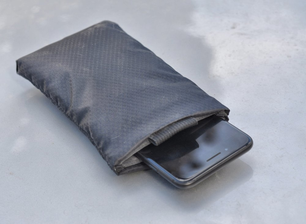- The Cold Case. Insulation and impact protection for your phone.