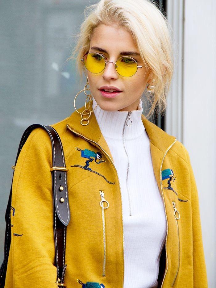- Un shot de amarillo no le hace mal a nadie