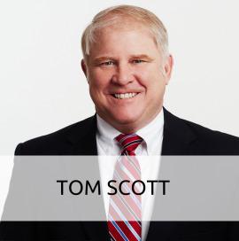 Tom Scott, President