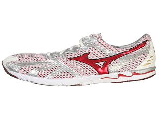 Minimal:  Mizuno Wave Universe 3 weighs 3.6 oz with a 2mm heel drop (18mm forefoot, 16mm rearfoot)