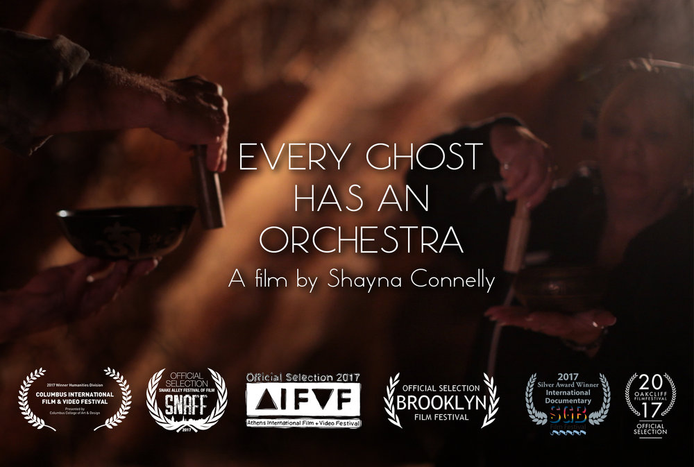Every Ghost Has an Orchestra