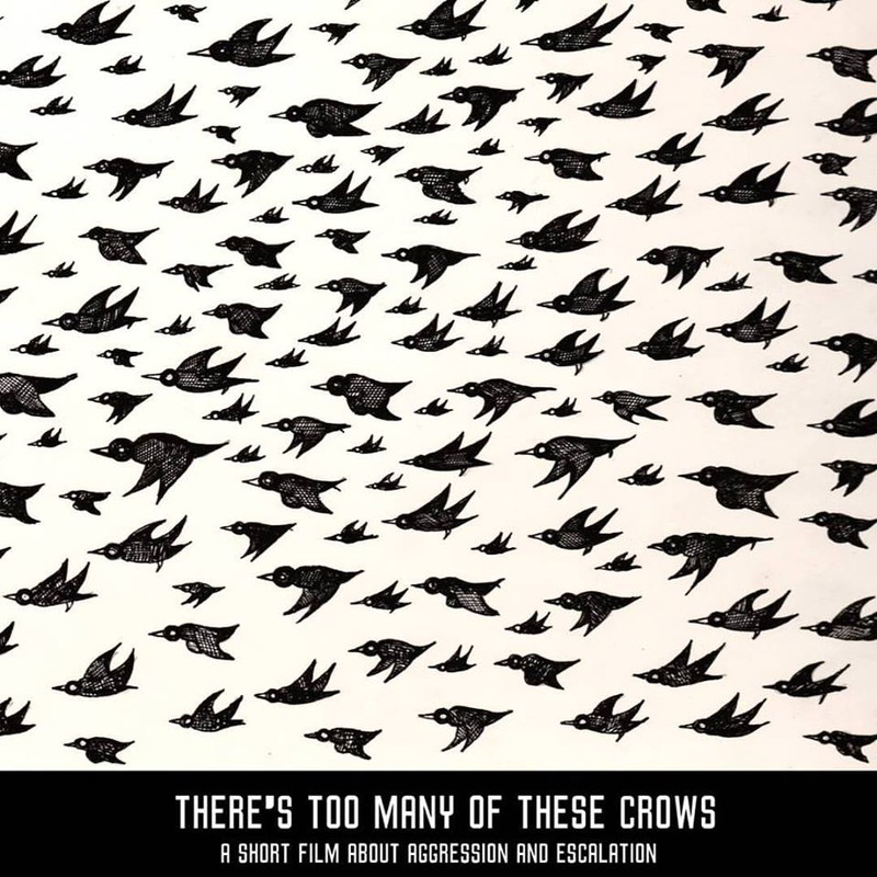 There's Too Many of These Crows