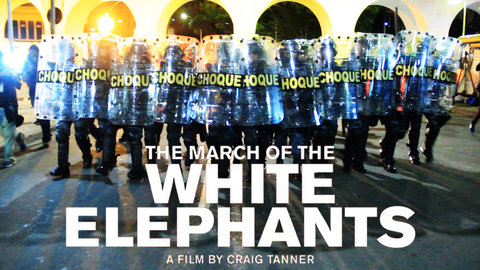 The March of the White Elephants