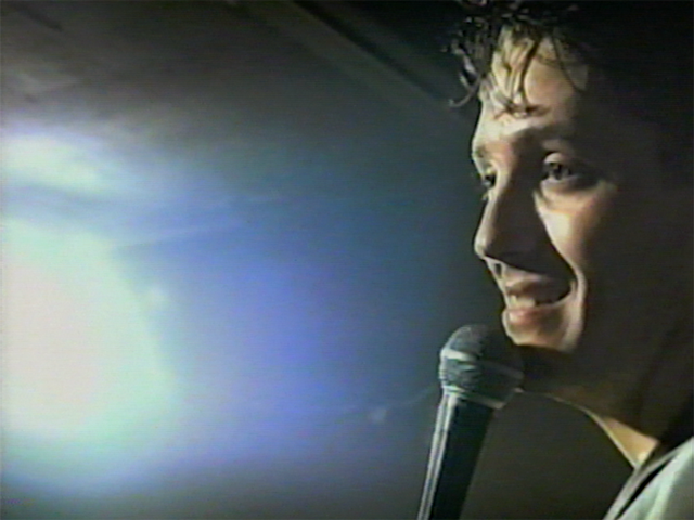 NARRATIVE SHORT    Allen Anders - Live at the Comedy Castle (circa 1987) , dir. Laura Moss
