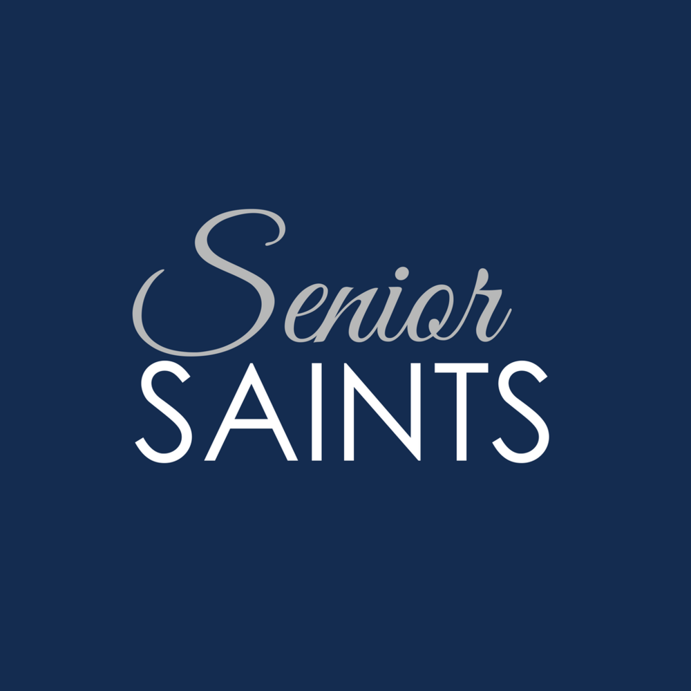 SENIOR SAINTS  AGE 55+  You will find Senior Saints enthusiastically serving in almost every area of the church from the nursery to outreach, prayer team and counseling efforts. The senior saints are also enthusiastic about local events and fellowship times.    LEARN MORE
