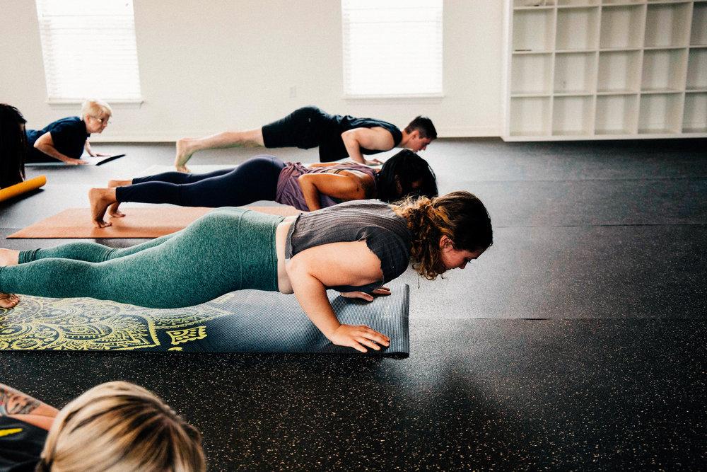 images Introduction to Vinyasa Flow Yoga
