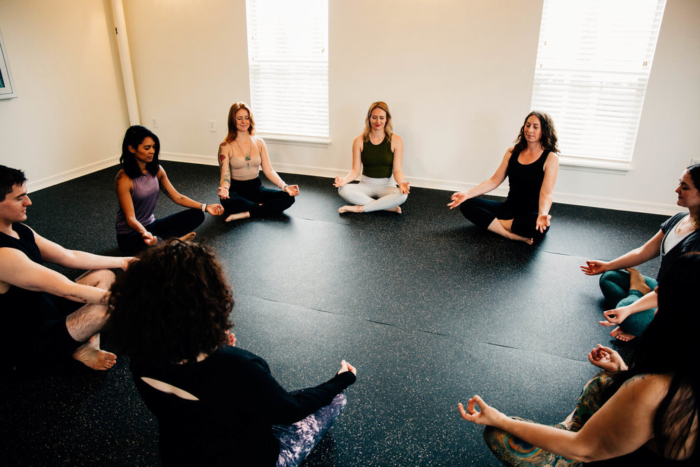 Meditation - Read Soul Strong Yoga's interview with our resident Meditation teacher, Candice
