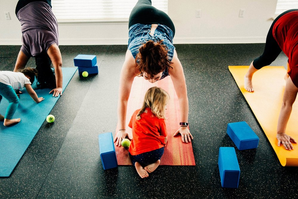 Benefits of Yoga for Children & Caregivers - Interview with yoga teacher and educator, Julie Afsahi