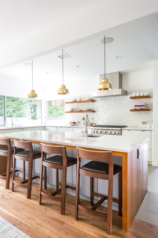 Natalie Myers: Midcentury Modern Kitchen