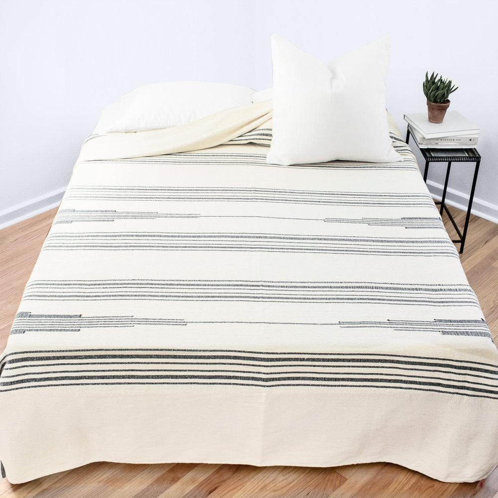 Abrigo Bed Blanket - The Citizenry