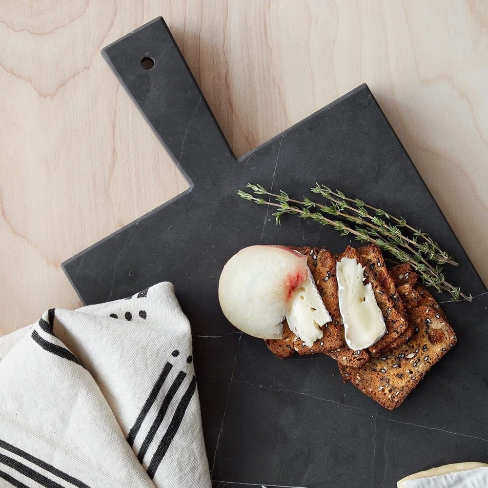 Puebla Marble Serving Board - The Citizenry