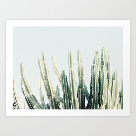Desert Art Print - Society 6