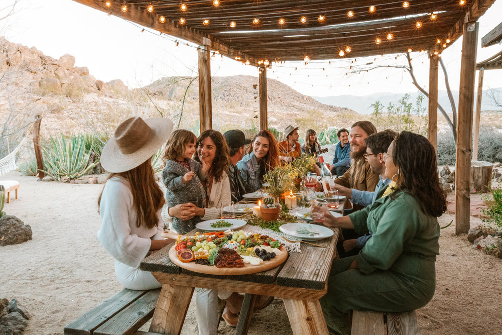 Joshua Tree Living // Dwelling Collective
