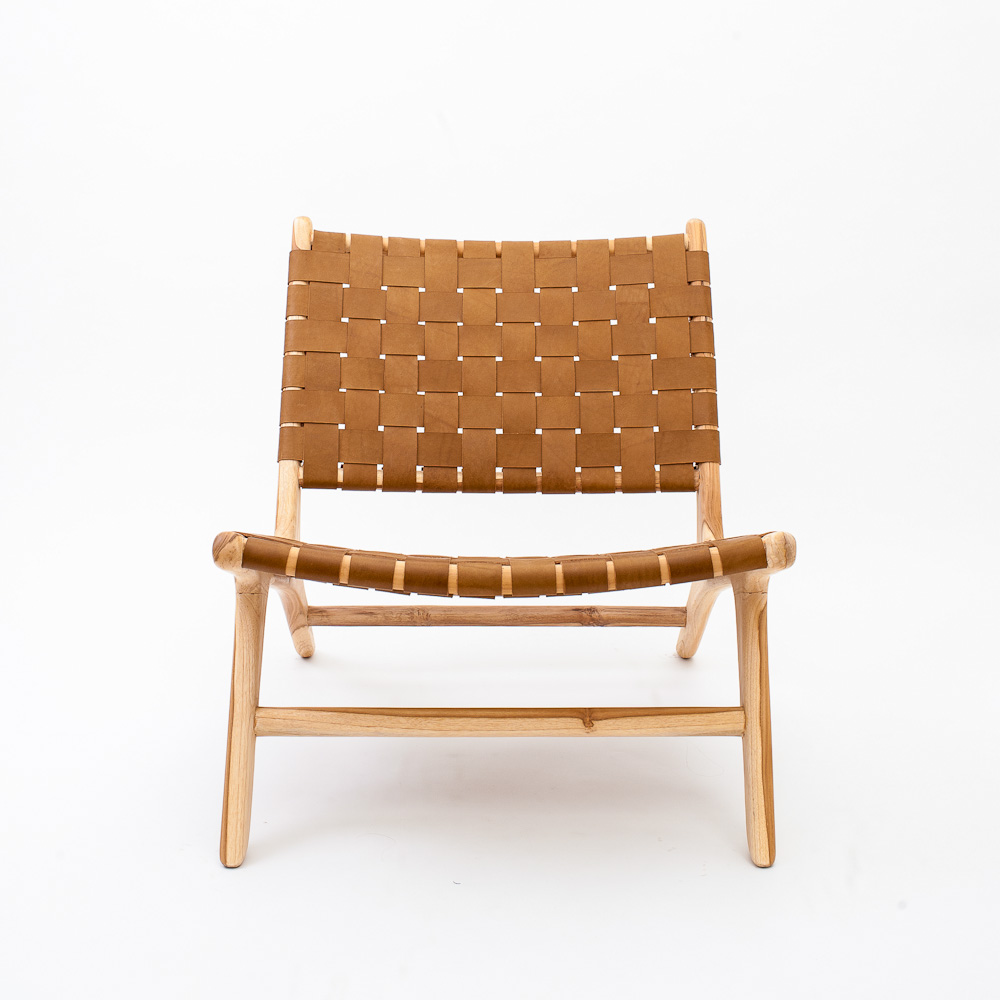Shop - Barnaby Lane Tanner Armchair in Tan — $990