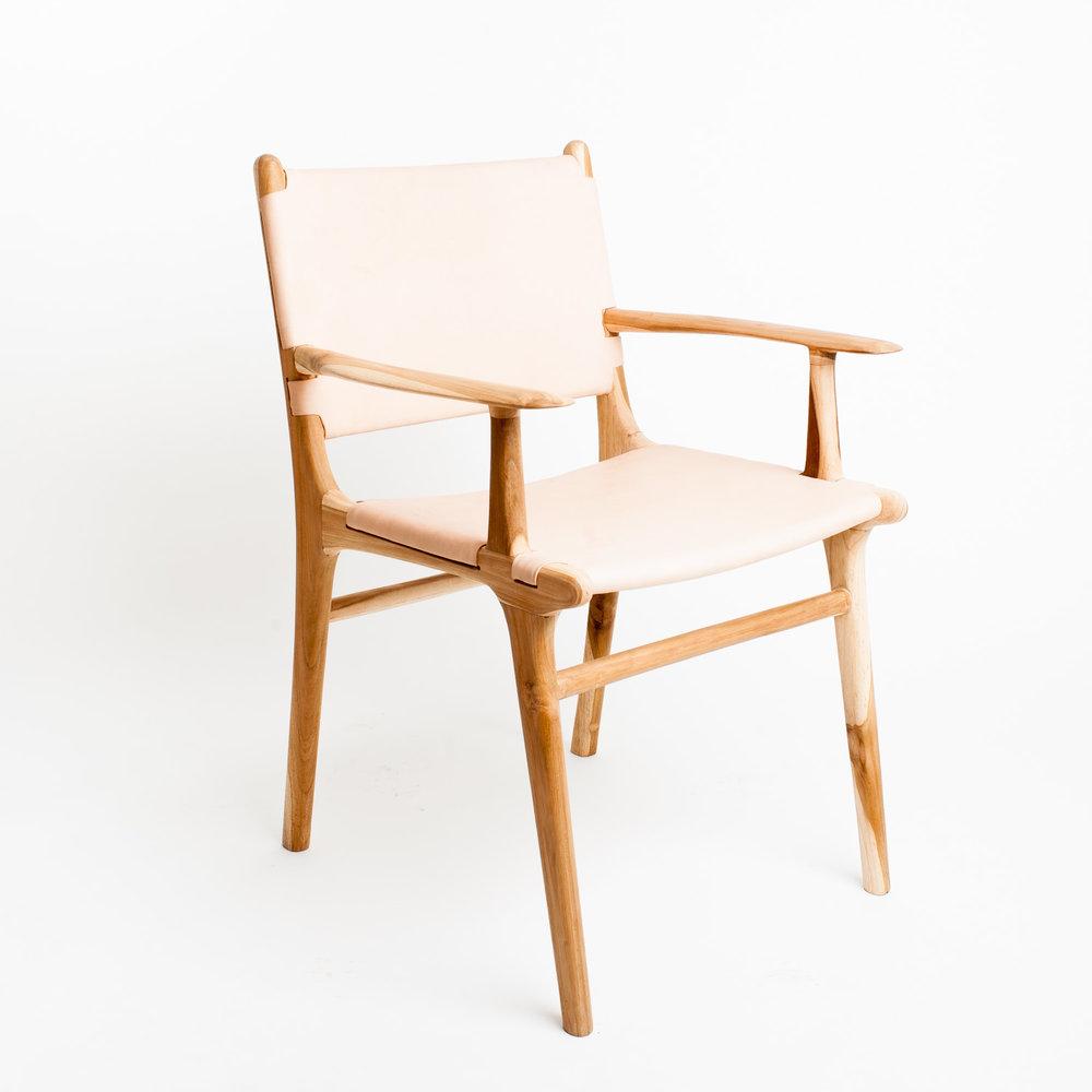 Shop - Barnaby Lane Fenwick Dining Chair in Blush — $699