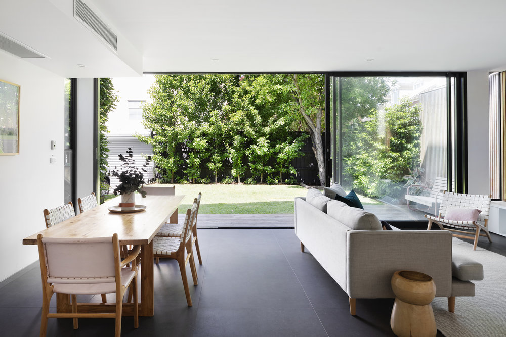 Modern Minimalist Melbourne Home | Dwelling Collective |