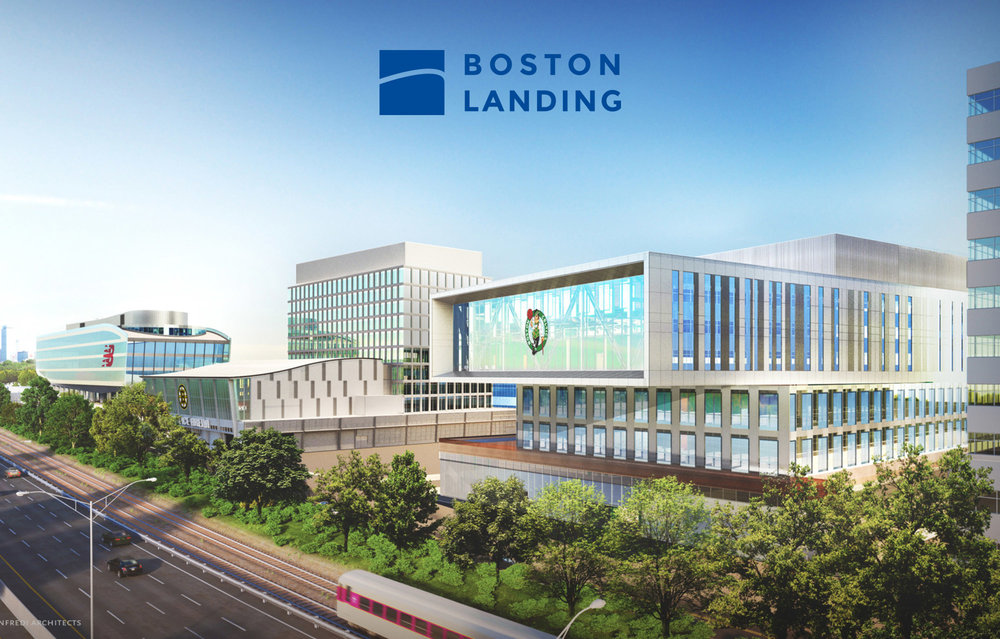 Creating Boston's first ever health and wellness neighborhood