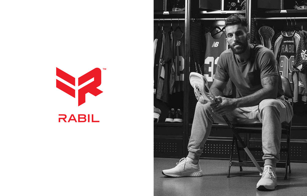 Developing elite lacrosse identity Paul Rabil into a high performance brand platform for New Balance