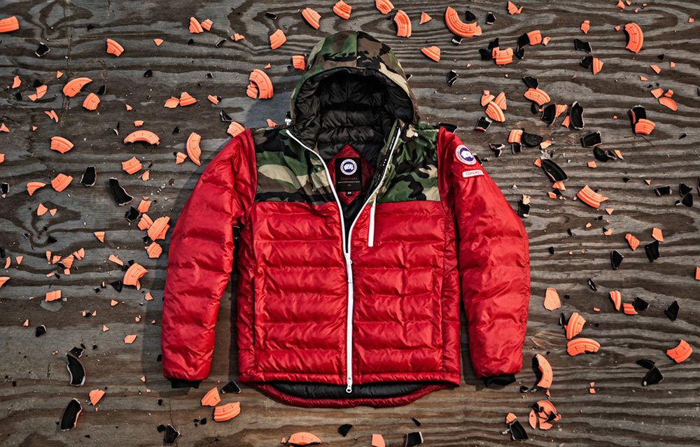Canada Goose Collaboration Campaign