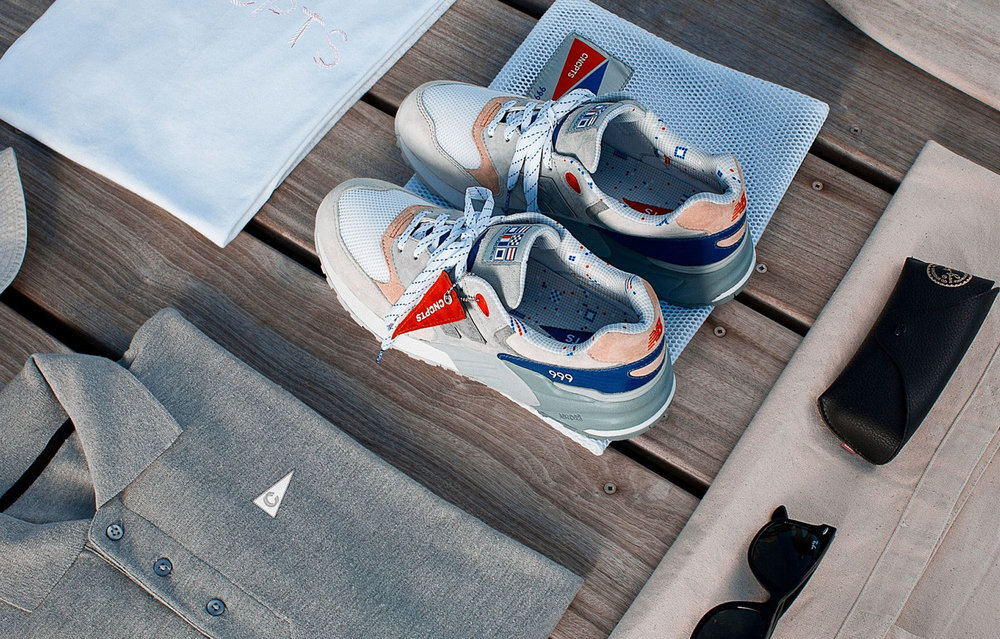 New Balance Kennedy Collaboration Campaign