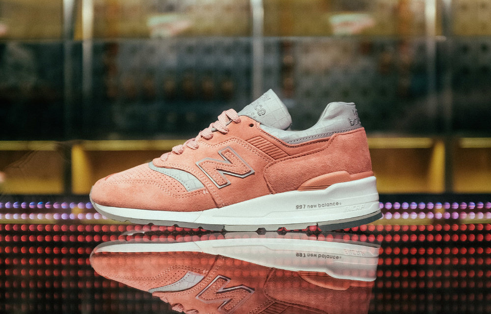 New Balance Rose Collaboration Campaign