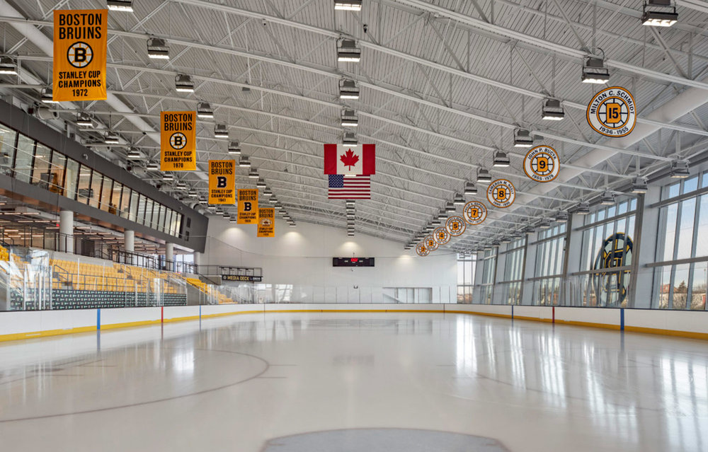 Warrior Ice Arena at Boston Landing