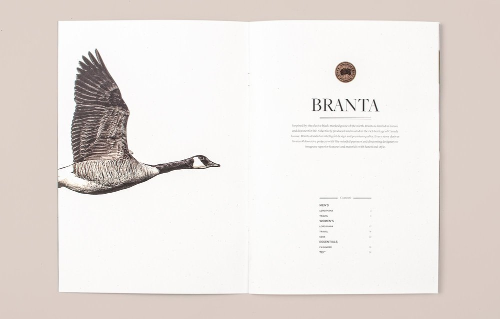 Soldier launches arctic luxury line Branta