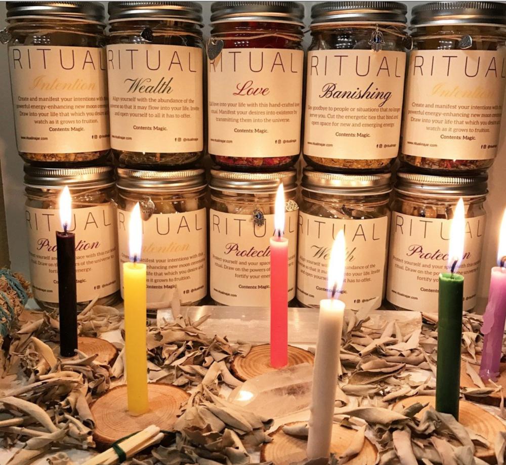 Ritual in a Jar Allison Norman