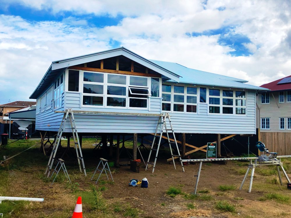 Up and coming Wynnum project.