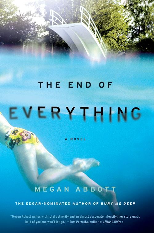 the end of everything, megan abbott, book, novel
