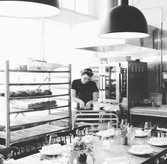 Bread Service at Octavia