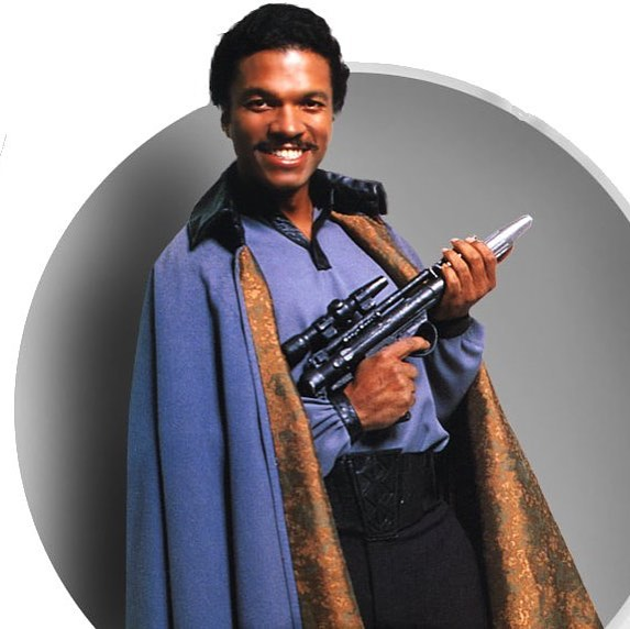 We just remembered that Lando might be the ultimate #fununcle.  As Wikipedia notes: Once a smooth-talking smuggler, Lando Calrissian changed from a get-rich-quick schemer to a selfless leader in the fight against the Empire.  #starwars #maythe4thbewithyou #starwarsday
