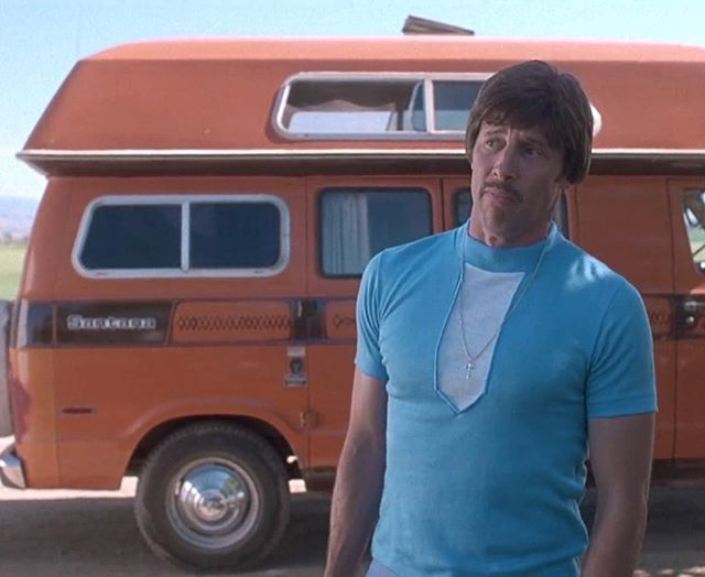 """Uncle Rico: """"How much you wanna  make a bet I can throw a football over them mountains? ...Yeah...coach woulda put me in 4th quarter, we would've been state champions. No doubt. No doubt in my mind.  #fununcle #funcle #fununcleflower #unclerico"""