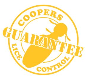 Coopers Lice Control Guarantee
