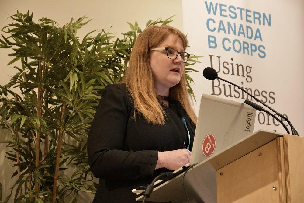 Carla Heim   Senior Advisor, Social Entrepreneurship, BDC