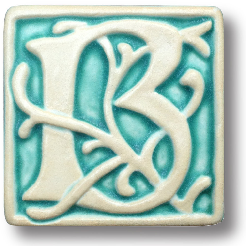 Alphabets and Number Tile - click to shop
