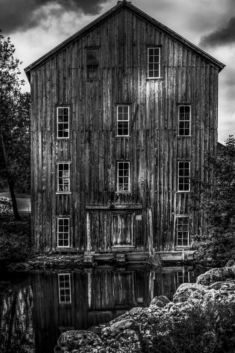 Old Mill, Chesley ON