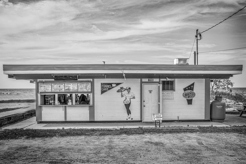 Snack Bar, Sauble Beach ON