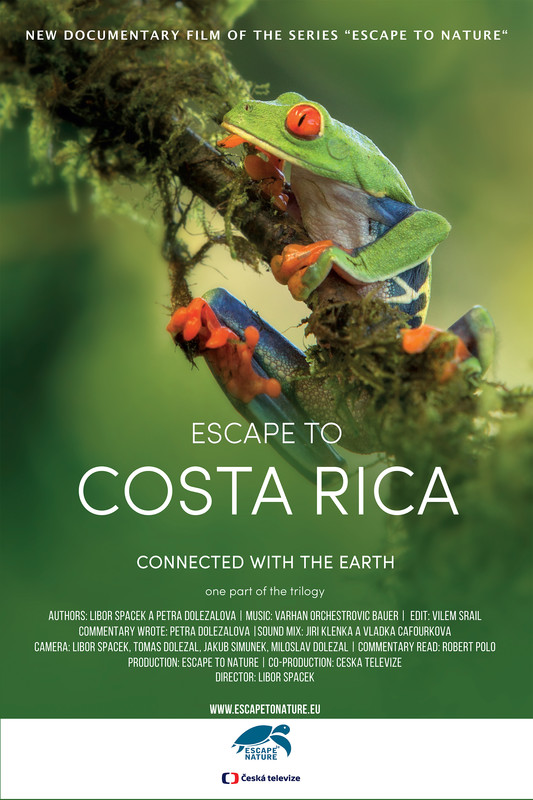 Foreign Feature Documentary - Escape to Costa Rica - CONNECTED WITH THE EARTH