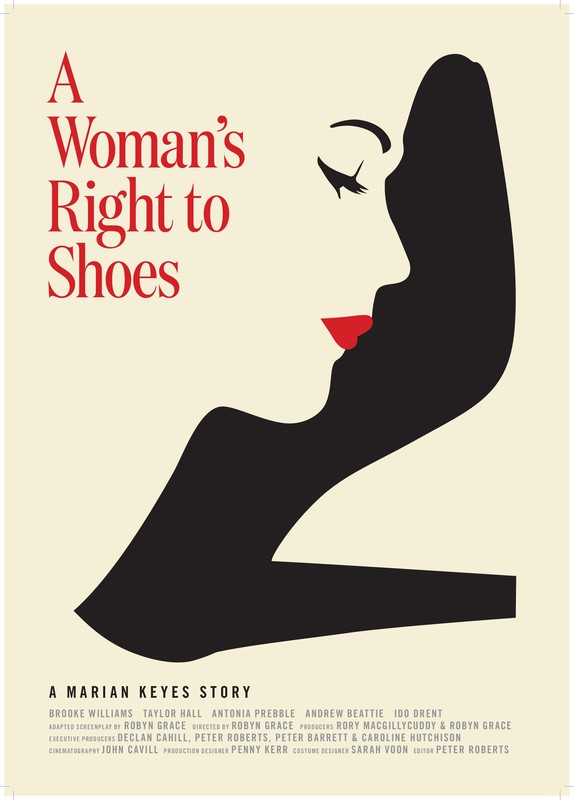 Best Actress Short - Brooke Williams - A WOMAN'S RIGHT TO SHOES (dir. R. Grace)