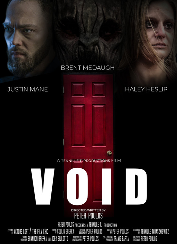 Audience Choice - Short Film - Void
