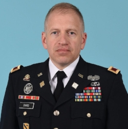 COL Kevin Baird, Director of Transportation (OSD Logistics)