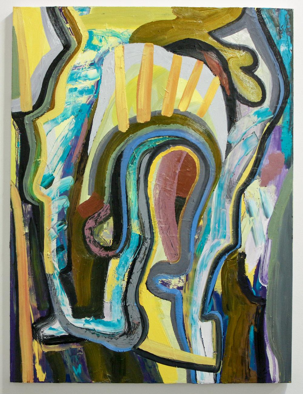 Cabeza de arpa (Head Harp)